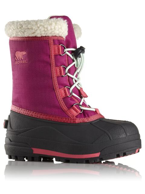 Sorel Cumberland Boots Children Deep Blush